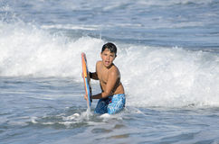 Surfer Boy Stock Images
