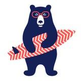 Surfer 001 d'ours Photographie stock libre de droits