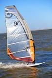 Surfer de vent Image libre de droits