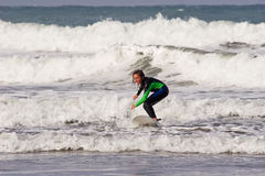 Surfer Dude 02 Stock Photography