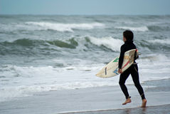 Surfer Royalty Free Stock Photography