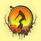 Surfer Stock Image