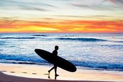 Surfer, Portugal photo stock