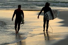 Surfer& x27 ; s photographie stock