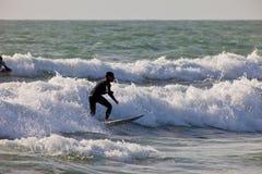 Surfer sur le 2ème championnat Impoxibol, 2011 Images stock