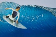 Surferhandwerkskeks Lizenzfreie Stockbilder