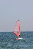Surferrot Stockfoto