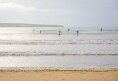 surfers Stockbild