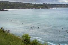 Surfers Stock Fotografie