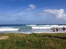 Surfers Royalty-vrije Stock Afbeelding
