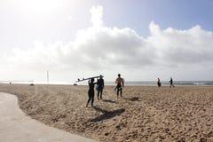 surfers στοκ εικόνα