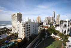 Surfers Paradise Royalty Free Stock Images
