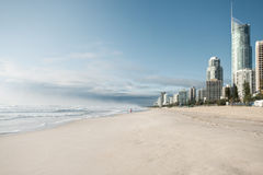 Surfers paradise Royalty Free Stock Image