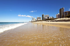Surfers Paradise Stock Photo