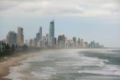 Surfers' Paradise Stock Image