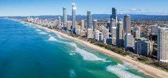 Surfers Paradise Australia Royalty Free Stock Photo