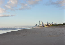 Surfers Paradise Royalty Free Stock Photos