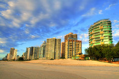 Surfers Paradise Foreshore Royalty Free Stock Photography