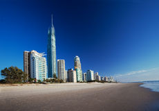 Surfers Paradise, Gold Coast Stock Photo