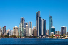 Surfers Paradise, Gold Coast, Australia Stock Photo