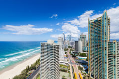 Surfers Paradise, Gold Coast Royalty Free Stock Images
