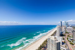 Surfers Paradise, Gold Coast Stock Photography