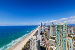Surfers Paradise, Gold Coast Royalty Free Stock Image