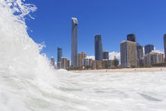 Surfers Paradise, Queensland, Australia Stock Images