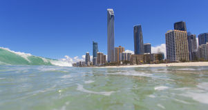Surfers Paradise, Queensland, Australia Royalty Free Stock Photo