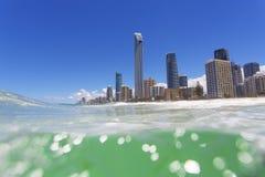 Surfers Paradise, Queensland, Australia Royalty Free Stock Photos