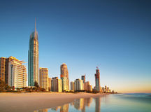 Surfers Paradise, Queensland Royalty Free Stock Images