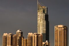 Surfers Paradise skyline Royalty Free Stock Images