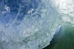 Surfers' View Stock Images