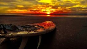 Surfersparadijs Royalty-vrije Stock Afbeelding