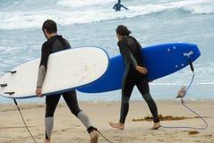 surfiarze Fotografia Stock