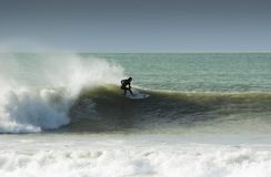 Surfing_11 Stockfoto
