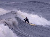 Surfing 6 Stock Photography