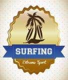 Surfing design Stock Photo