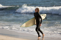 Surfing Is My Way Of Life Stock Image