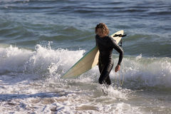 Surfing is my way of life Royalty Free Stock Photo