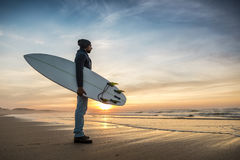 Surfing is a way of life Stock Photo