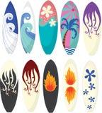 surfingbräda Fotografering för Bildbyråer