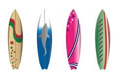 surfingbrädor Arkivbilder