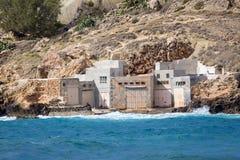 Surfingowów domy, Malta Obrazy Royalty Free
