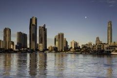 Surfingowa raj, złota wybrzeże, Queensland, Australia Zdjęcia Stock