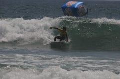 Surfingowa sola Bailey Obrazy Royalty Free