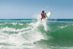 surfingowa turniejowy szkolenie Zdjęcie Stock