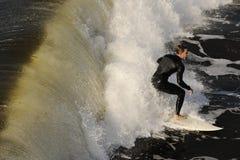 surfingowiec Zdjęcie Stock