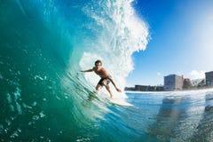 Surfingowiec Fotografia Stock