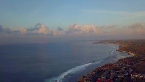 Surfingowowie w oceanie zdjęcie wideo